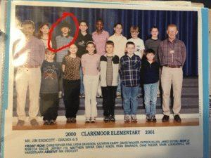 Clarkmoor Elementary Class