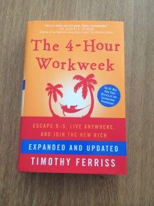 Cover of The 4-Hour Workweek by Timothy Ferriss