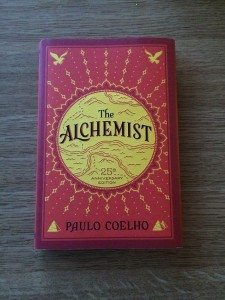 The Alchemist Physical Cover