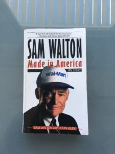 Sam Walton: Made In America Cover