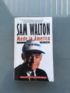 Sam Walton: Made In America Cover
