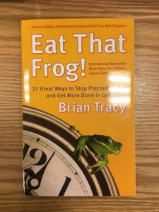 Eat That Frog Cover