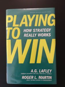 Playing To Win: How Strategy Works Cover