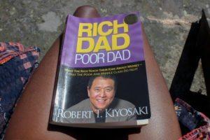 Rich Dad, Poor Dad book cover