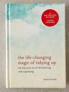 The Life Changing Magic of Tidying Up Physical Cover