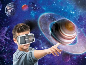 Virtual Explorer Space Expedition 4-in-1 VR